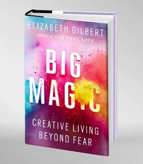 Big Magic Five Figure Writer