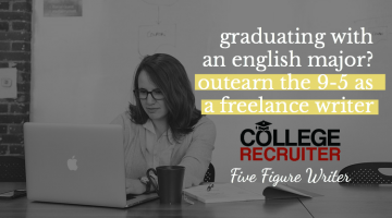 Outearn the 9-5 As a Freelance Writer