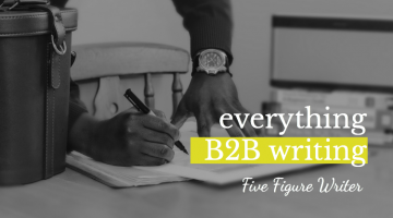 Everything B2B Writing (Q&A)