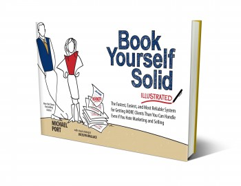 Book Yourself Solid - Five Figure Writer